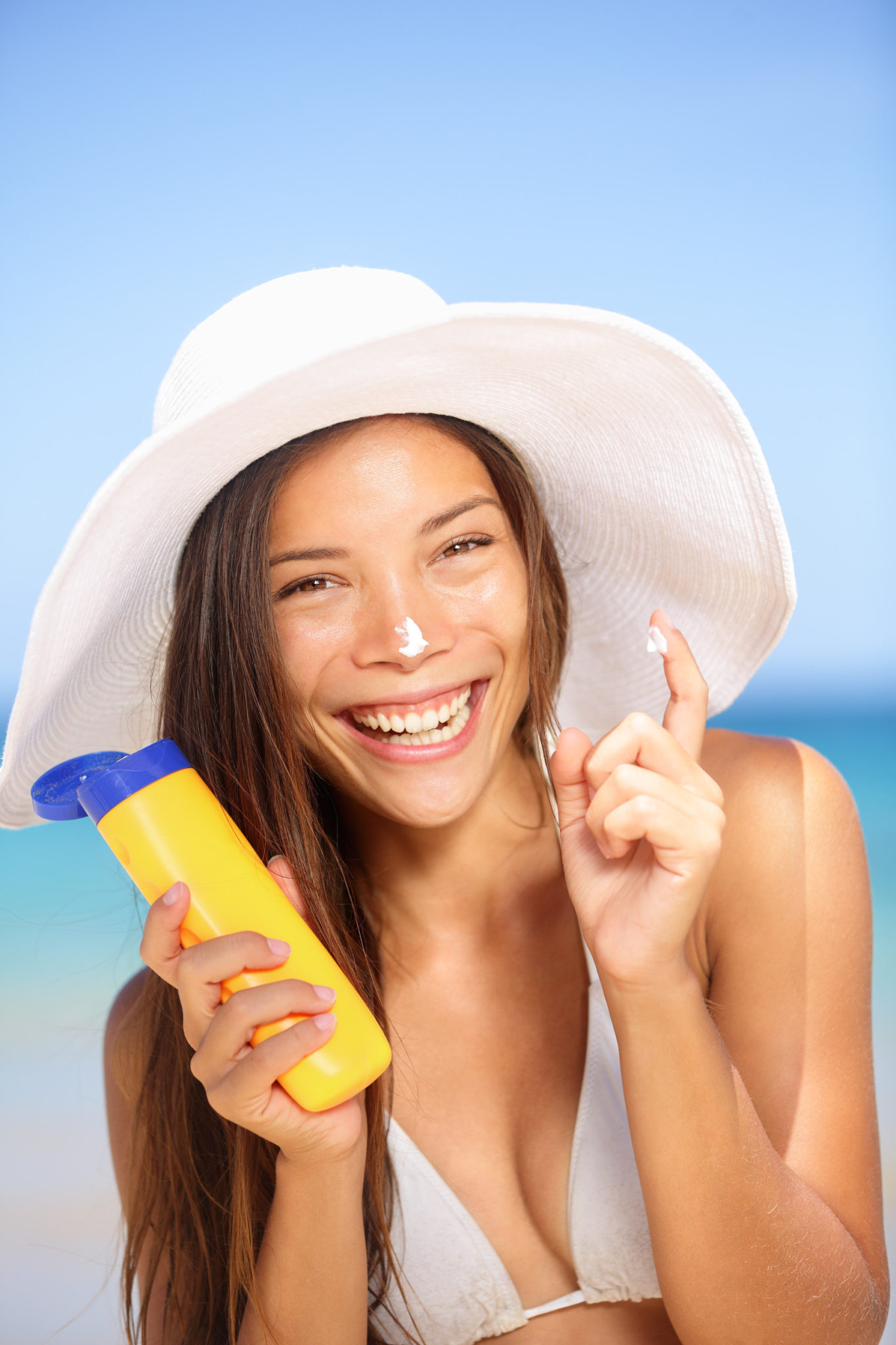 Summer Skin Care Lotion